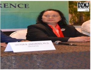 Newly Elected NAST Ph President Dr. Azanza
