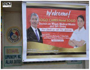 Balanga Medical Mission with PScijourn Mega