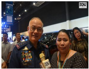 Albayalde Visit Innovations in Security