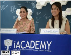 iACADEMY and DOT for Tourism