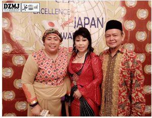 DZMJ Online and Diaryong Tagalog Awarded at WCEJA 1