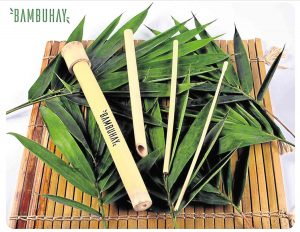 Bambuhay is currently the country's largest producer of bamboo straws. (Photo source: Bambuhay).