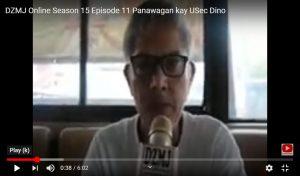 Residente ng Barangay sinisikil ni Kapitan