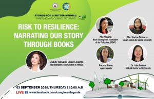Risk to Resilience: Narrating Our Story through Books