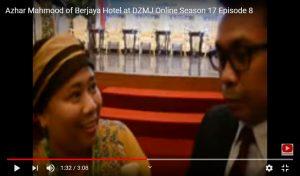 Berjaya Hotel for Halal Finance