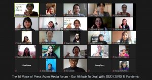 16 Journalists from 6 Countries in Asia