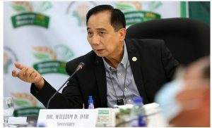 Agriculture Secretary echo directive to DA officials to help stabilize food supply and prices
