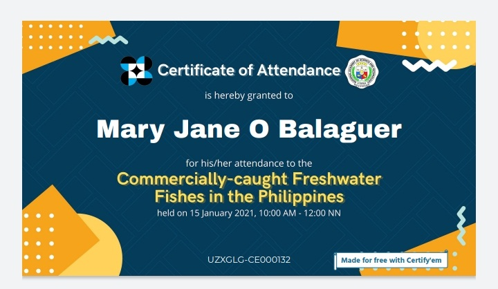 mary jane philippine fresh water fish webinar