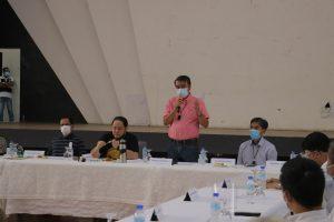 Mga programa ng DA inilahad sa Pampanga Mayor's League