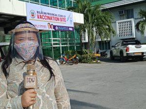 Bulacan Provincial COVID 19 Vaccination Site