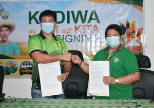 DA-WV, ILECO II to launch 3 KADIWA market outlets
