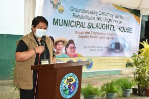 Slaughterhouse, feed mill projects pushed to advance livestock sector in Antique