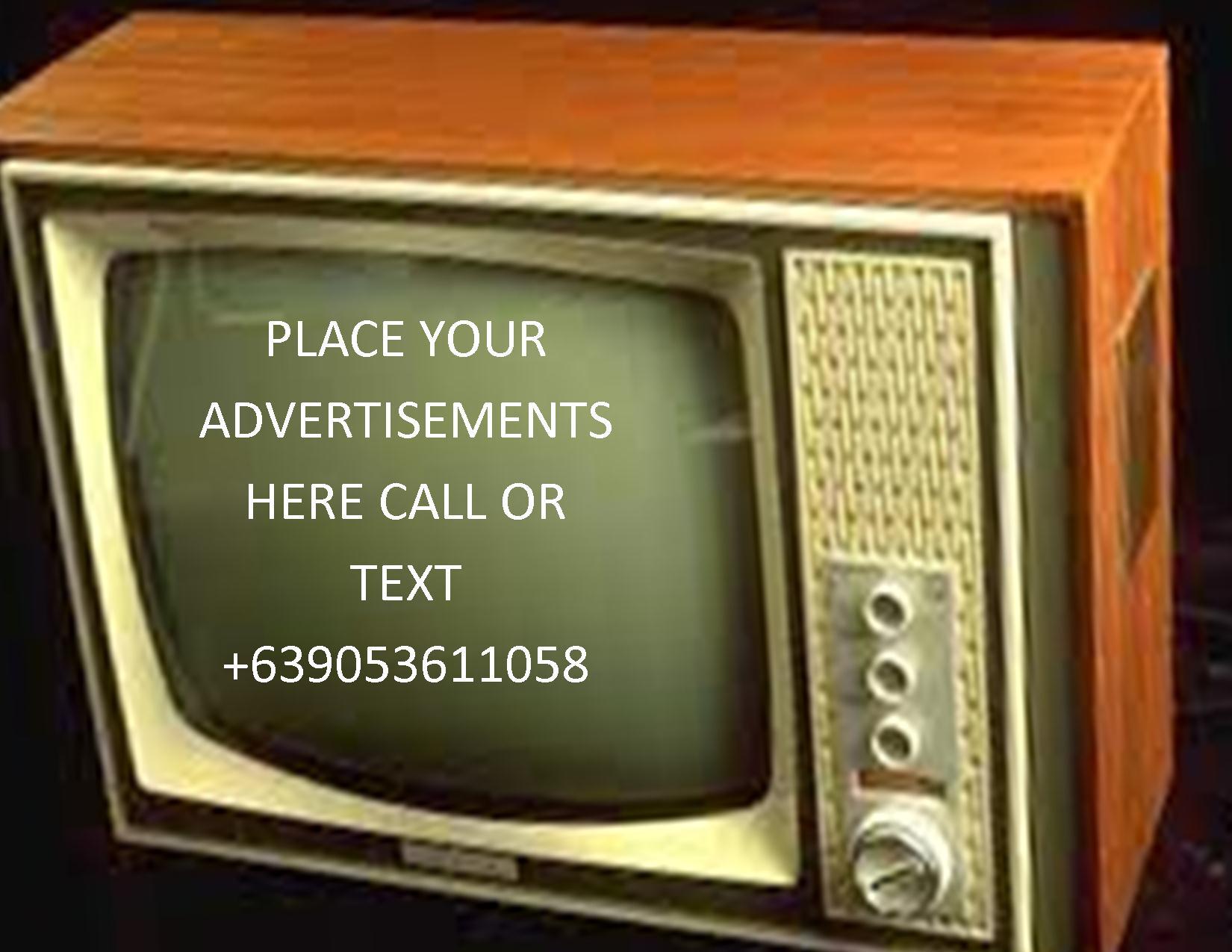 Advertisement DZMJ 1