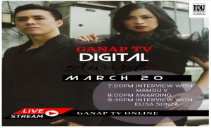 GANAP TV DIGITAL AWARDS MAKING WAVES AT THE GLOBAL SCENES