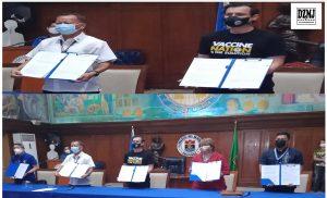 TESDA and Manila to renew ties to strengthen Tech Voc through MOA