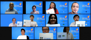 2021 VIRTUAL MOA SIGNING WITH PARTNERS DOST-SEI, partners vow more int'l victories for Pinoy STEM students