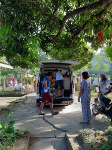 La Union ARBO hails DAR for helping them survive Covid 19-induced hunger, poverty