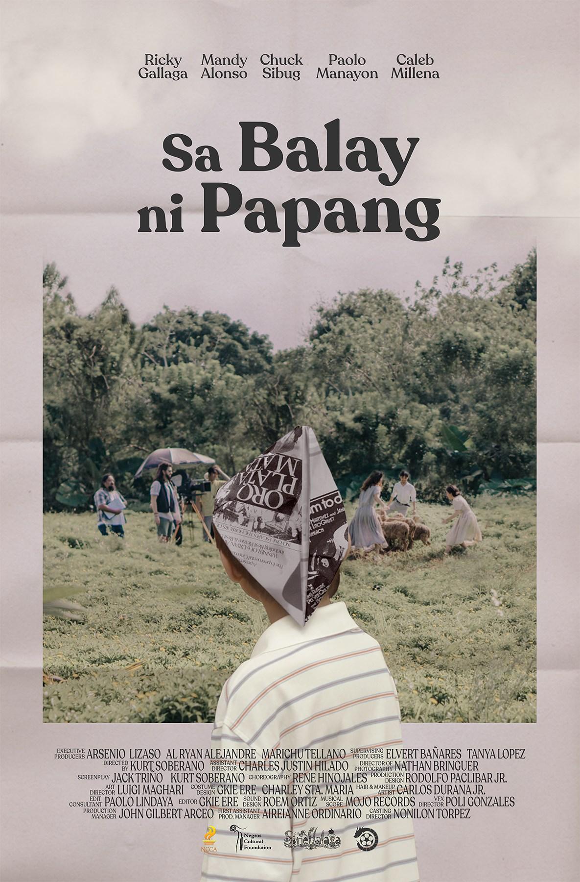 Sa Balay ni Papang