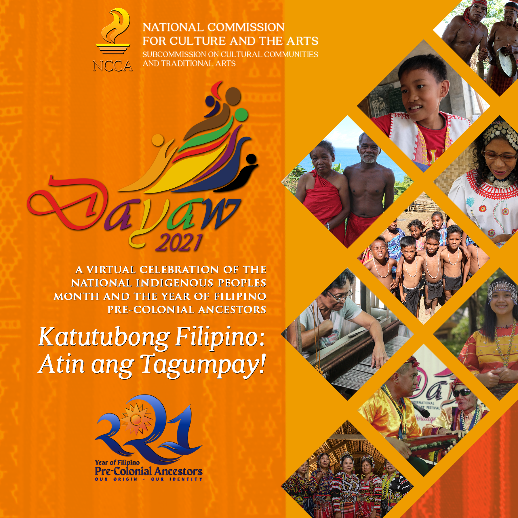 Poster_Dayaw 2021 National Indigenous Peoples Month