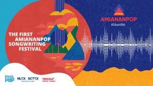 AmiananPop champions North Luzon pop music with first edition of its songwriting festival